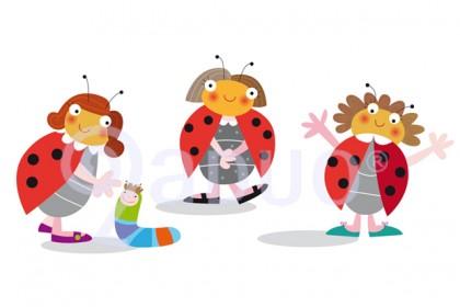 Cuento infantil ilustrado